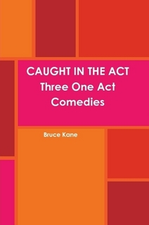 Caught In The Act - One Act Play Book